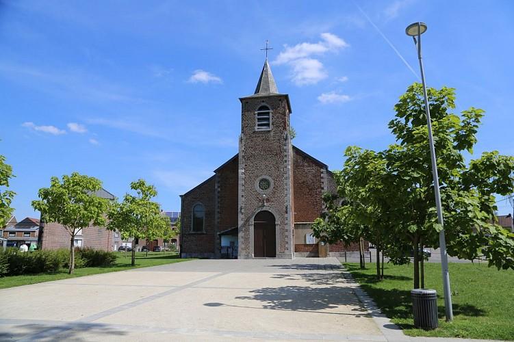 Église Notre-Dame-Auxiliatrice de Petit-Warêt