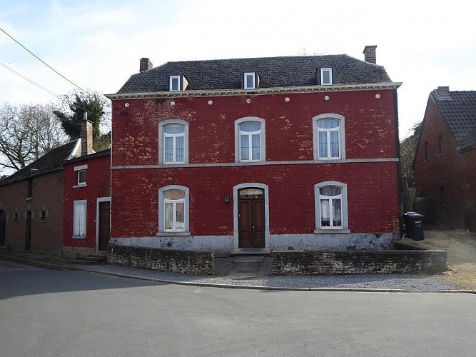 Ancienne maison du Docteur Goffin