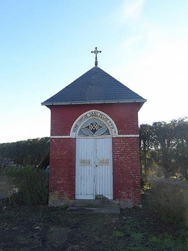 Chapelle Reine Conçue Sans Péchée