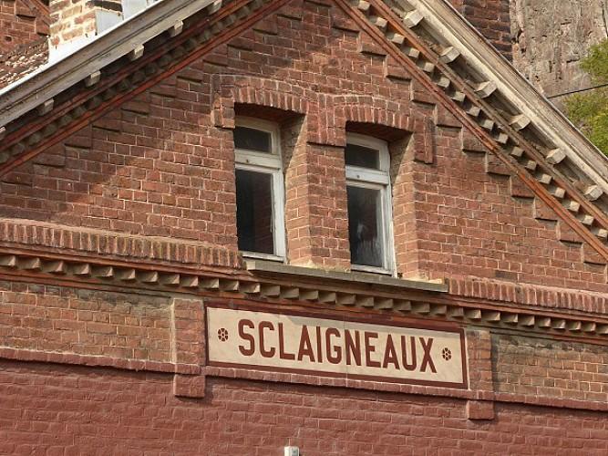 Gare de Sclaigneaux