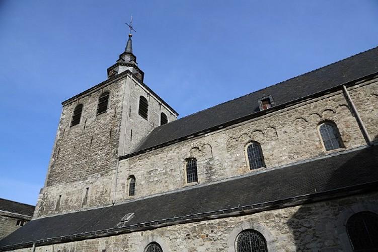 Église Saint-Maurice de Sclayn