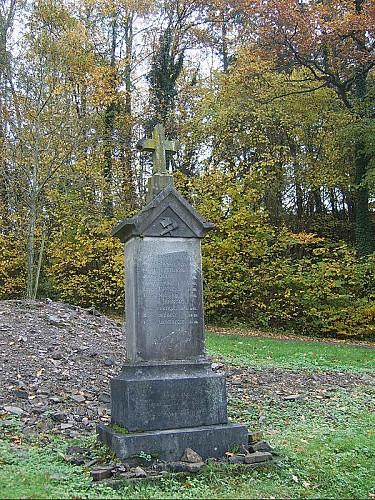 Monument du souvenir - catastrophe Bâty-Driane