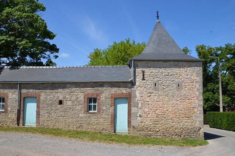 Château-ferme de Thon