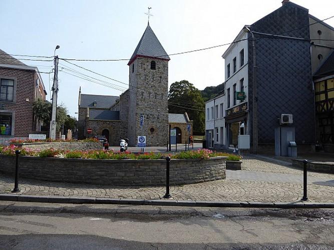 Place Léon Tombu