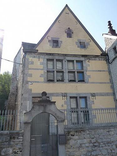Het zogenaamde Sainte-Beggehuis