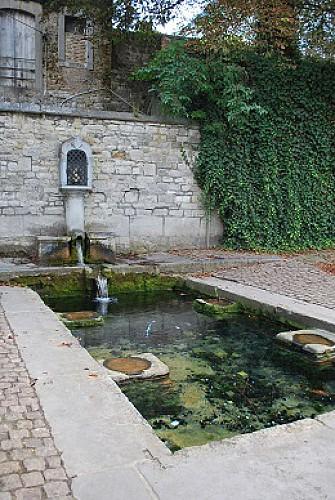Fontaine Sainte-Begge