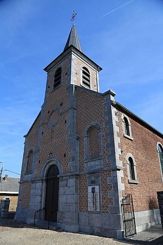 Église Saint-Hubert de Cautisse