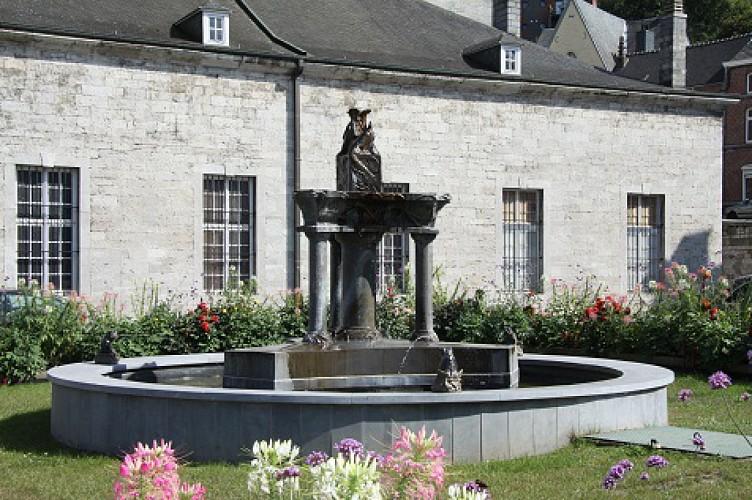 Fontaine de Craco