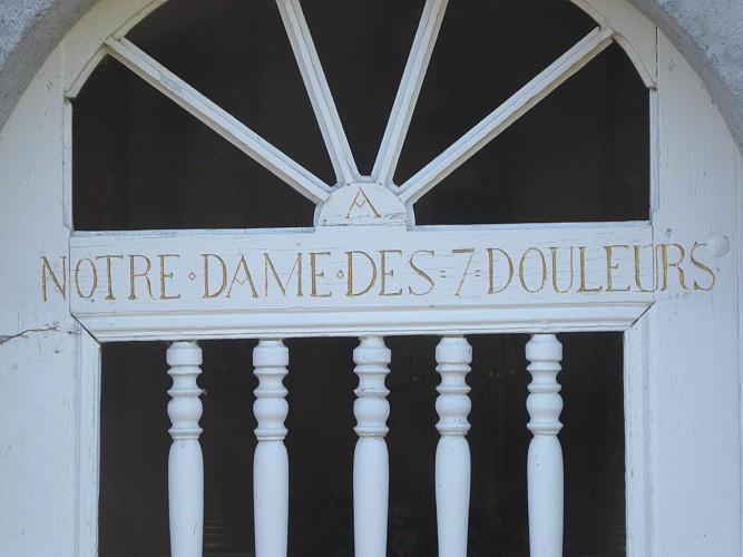 Chapelle Notre-Dame des 7 Douleurs