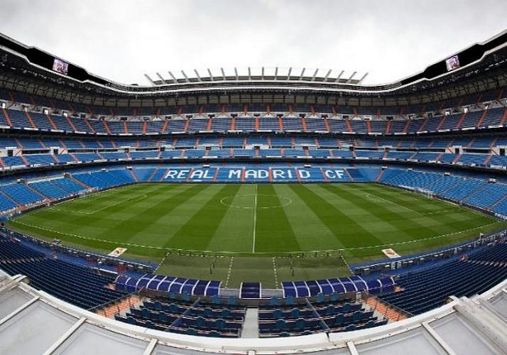 Fast-track Santiago Bernabéu - Visit to the Real Madrid Stadium