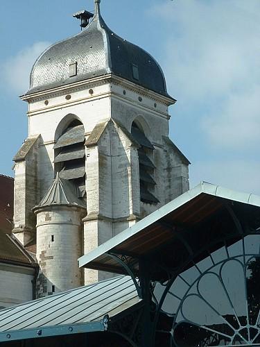 Église de la Nativité de la Vierge à Aix-en-Othe
