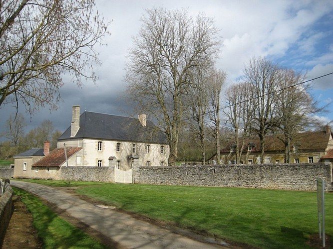 Abbaye de Varennes Fougerolles