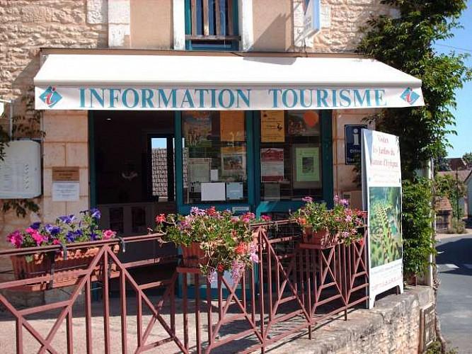 Office de Tourisme du Pays de Fénelon - Bureau de Salignac