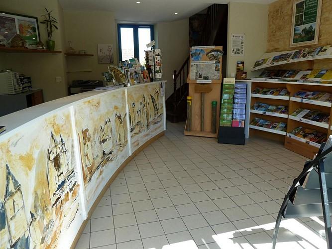 Office de Tourisme du Pays de Fénelon - Accueil Salignac