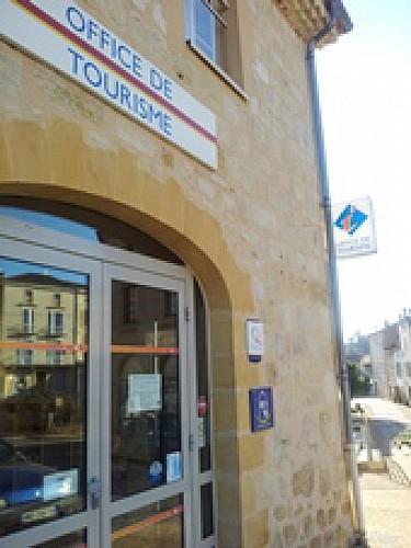 Fumel_Office de Tourisme Fumel-Vallée du Lot_Entrée avec I