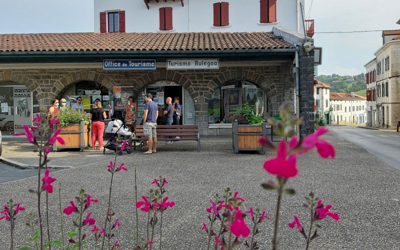 Office de tourisme Pays Basque - Bureau d'Accueil Touristique Hasparren