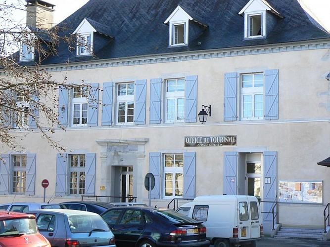 Morlaàs, office de tourisme façade