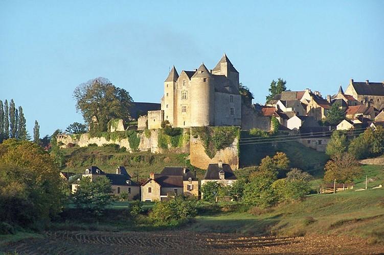 Village de Salignac-Eyvigues