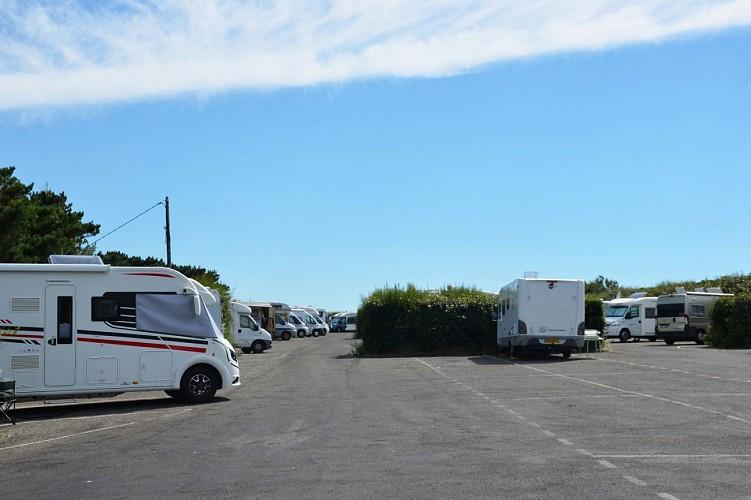 Aire de camping-cars Les Corsaires Anglet