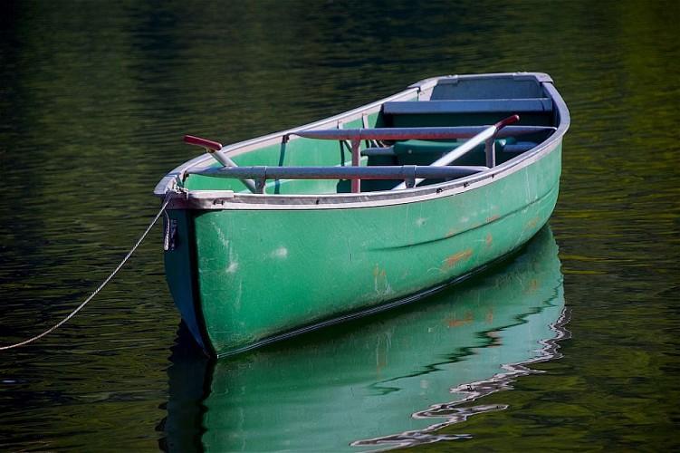 carte canoe ilot