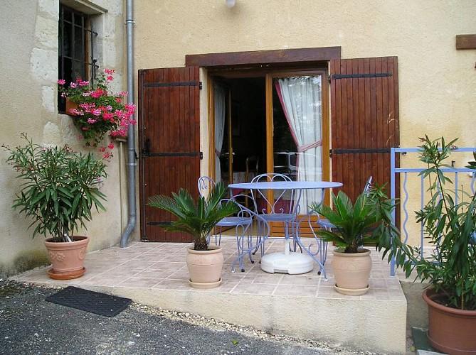 Berthier terrasse