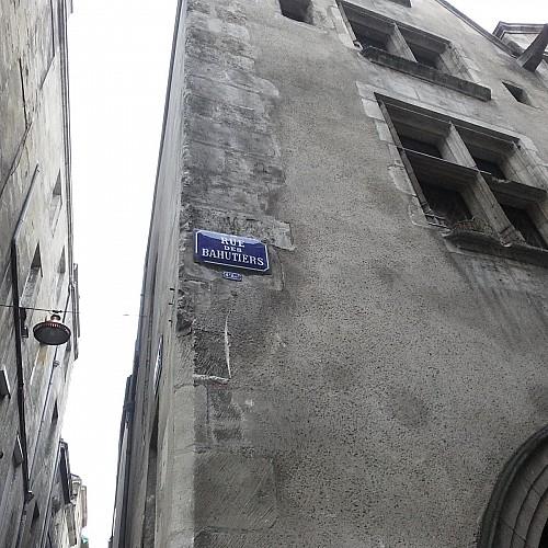 Carrèira deus Bahutièrs / Rue des Bahutiers