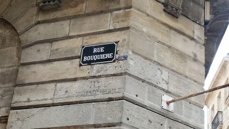 Carrèira Boquièra / Rue Bouquière