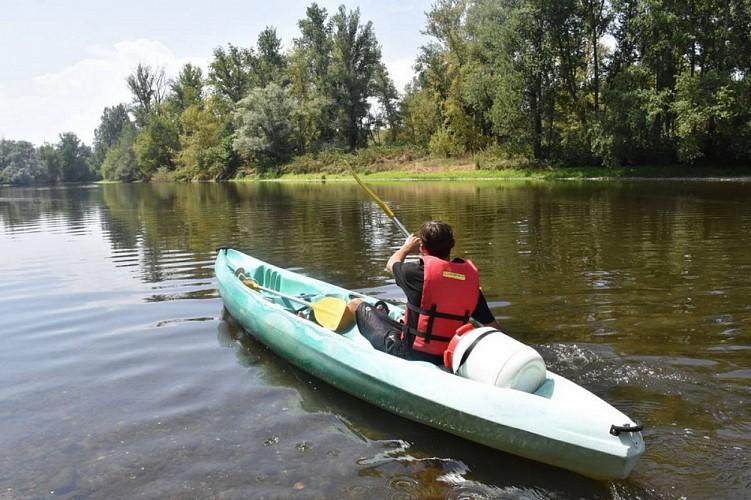 Canoë Kayak Trentels - Nature Evasion Guy MORALA