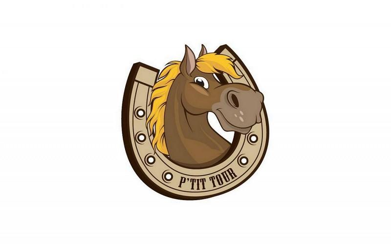 Le P'tit Tour - Bosdarros - Logo