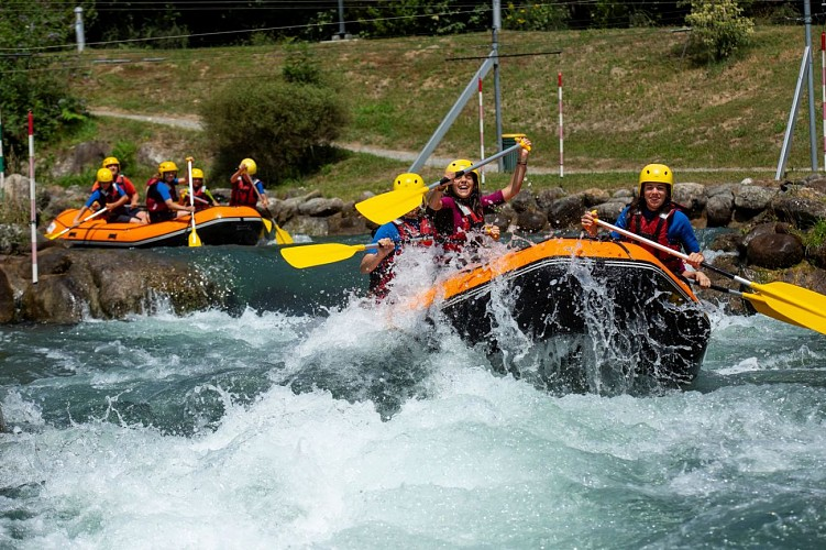 Parc Aquasport - Bizanos - Rafting