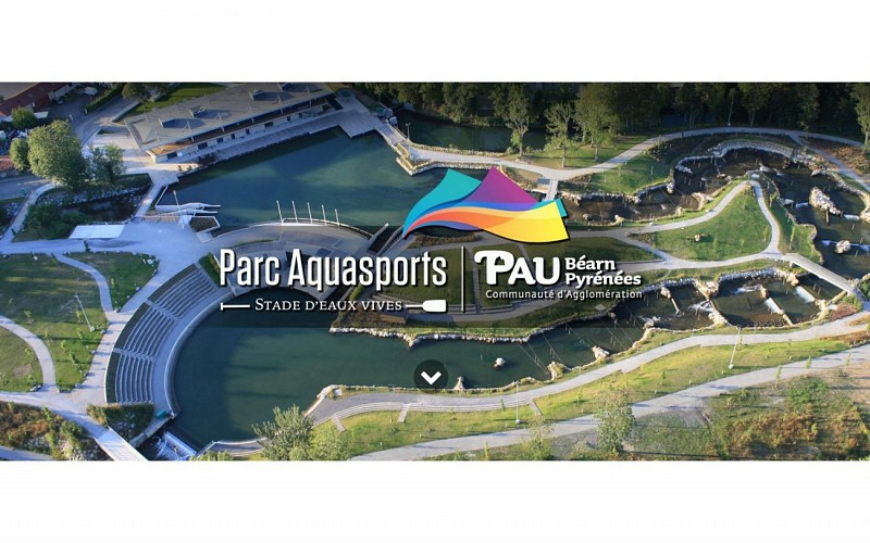 Parc Aquasport - Bizanos - Vue d'ensemble