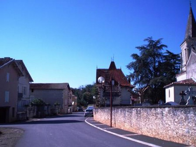 Dumes bourg
