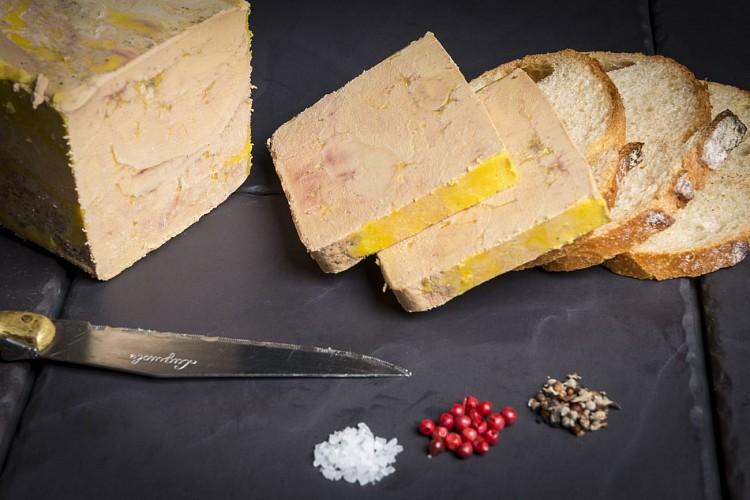 Foie gras de canard Mi-cuit (1)