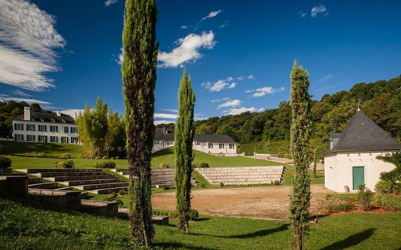 Domaine du Cinquau - Artiguelouve - emphithéâtre