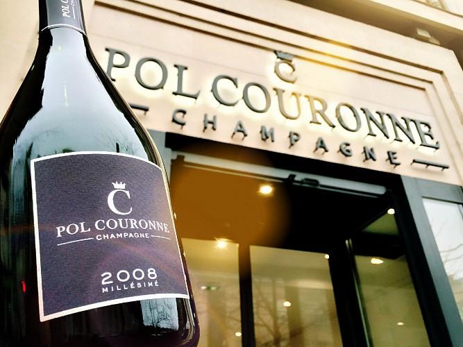 Champagne Pol Couronne - Dégustation de 3 Champagnes Grand Cru