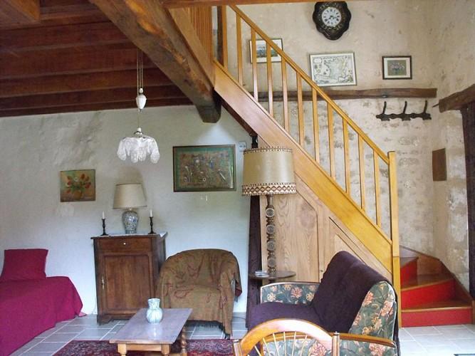 Escalier Peytour