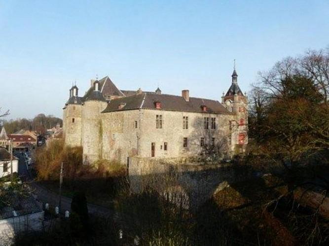 Château fort d'Ecaussinnes