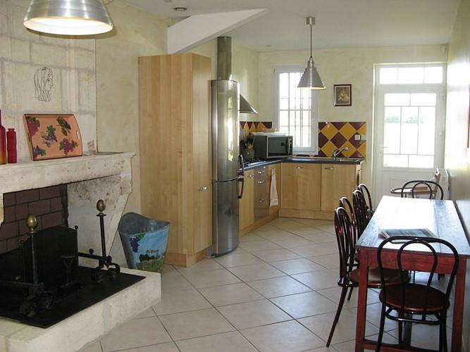 Villepontoux maison crédit photos OT St Savin (9)