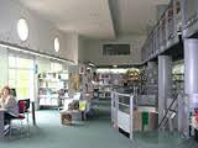 bibliothèqueBlaye