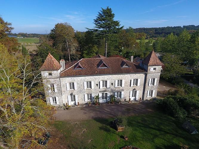 Château de Bordus_Sainte Marie de Gosse_Landes Atlantique Sud
