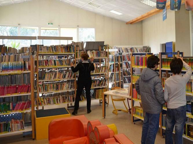 Bibliothèque Biganos