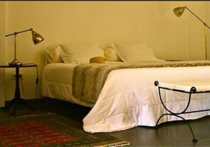 Villeréal - chateau rayet - chambre 2