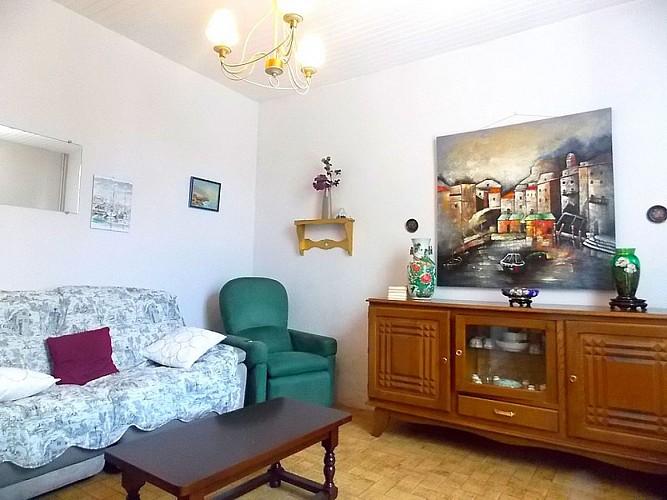 Meublé Sully - salon