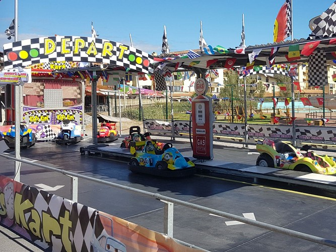 Parc Minnie Landes