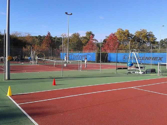 Tennis du Bourg ext