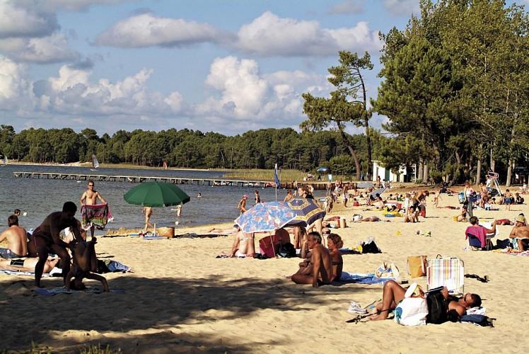 sanguinet-plage-pavillon
