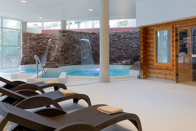 Sourcéo Aqua Sauna