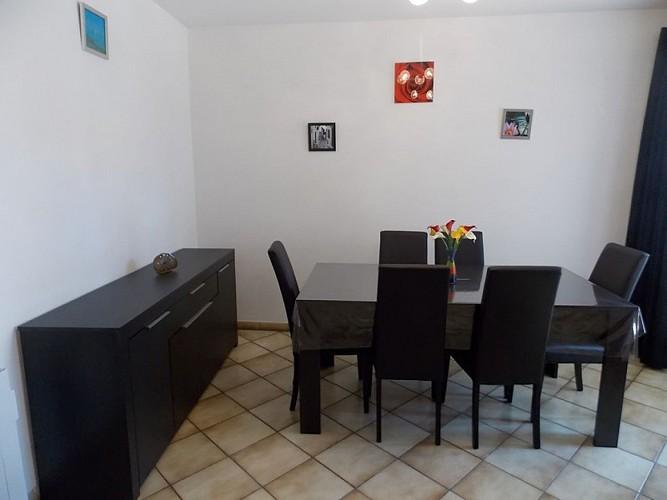 Meublé Soubaigné - Salle à manger