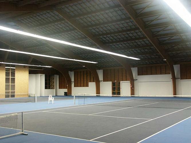 Tennis Green set couvert