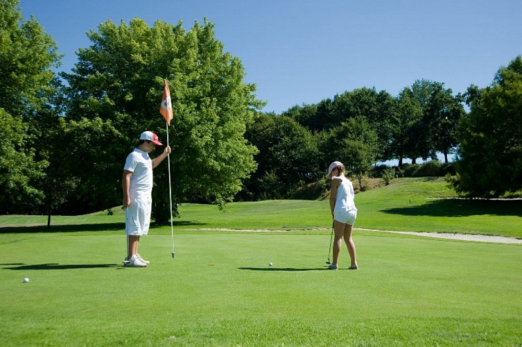 Hagetmau Golf - Anne Lanta - tourinsoft